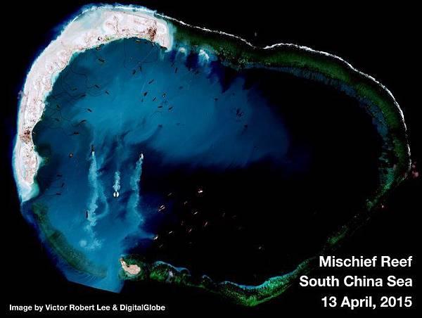 2015年4月的美濟島造陸神速.jpg