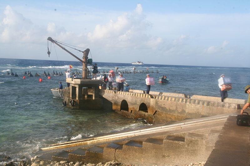 越佔畢生礁缷貨碼頭AAmsl-pearsonreef.JPG