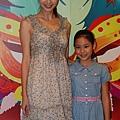 白歆惠在《魚狗》飾演一位母親,與小童星有精彩的對手戲.jpg