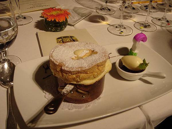 Special Birthday Souffles