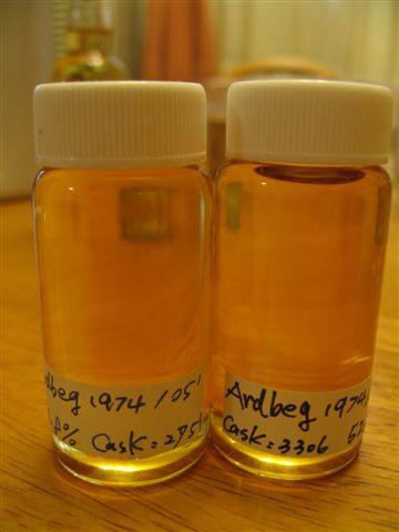 Ardbeg OB sample from Brian.JPG