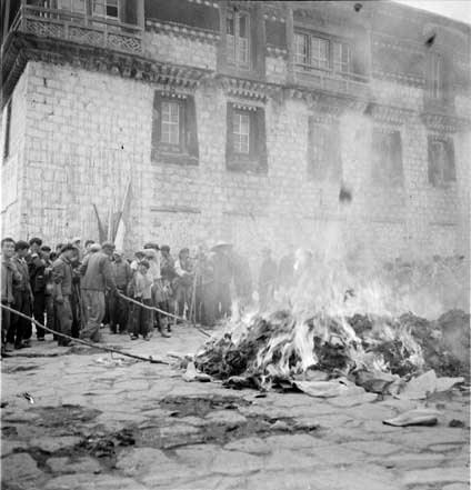 文革下的西藏剪影(7)