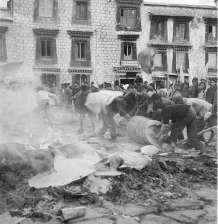 文革下的西藏剪影(8)