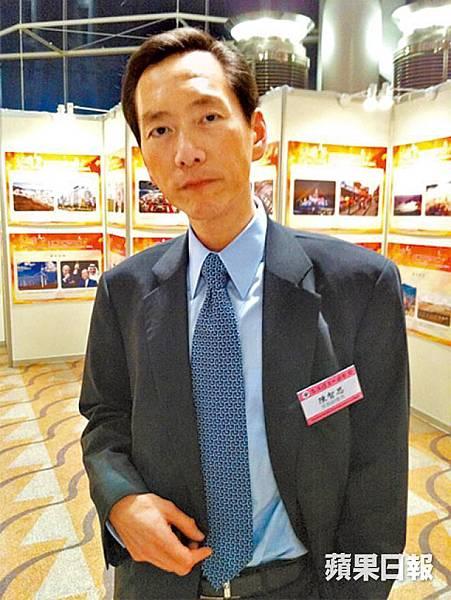 陳智思:支持鼓勵市民爭普選