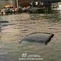 百年難遇洪水肆虐汕頭 民眾求救 政府不施救援