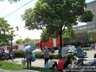 上海一冷庫液氨洩露 15人死亡20多人受傷