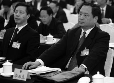 現任610辦公室主任兼公安部副部長李東生被調查。此消息沒有得到中共官方的證實。(圖片來源:Getty images)