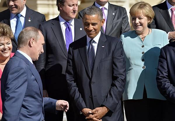G20未達共識解決敘危機 美發佈10國支持動武聲明 敘利亞問題分歧深刻 中共未公開表態