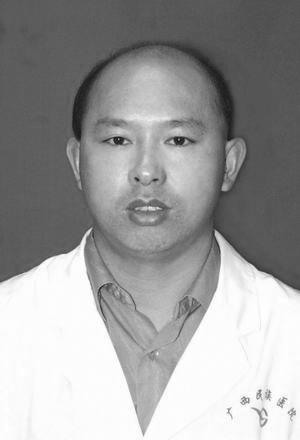 廣西民族醫院醫生盧國平。(網絡圖片)