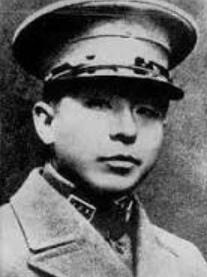 人稱「少帥」的張學良「九‧一八」事變後自己說:「是我們東北軍自己選擇不抵抗的。」 (網絡圖片)