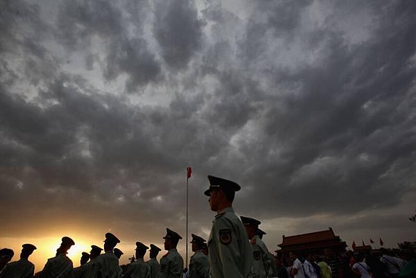 中國家庭教會代表牧師郭寶勝強調,三自教會接受共產黨領導,實際上他們來台就是中共的一個政治任務。(Getty Images)