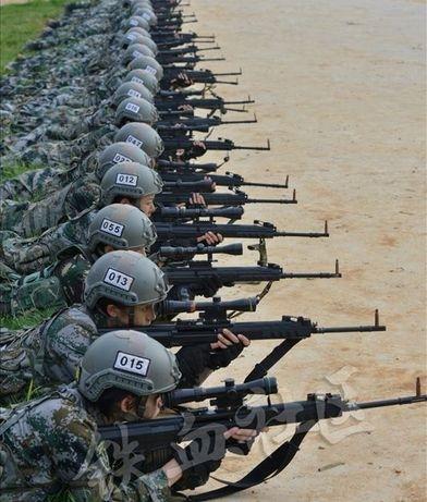 1989年6月4日,中共的軍人把子彈射向了民眾,歷史一步步走到今天,當初張春橋最恐懼的「假如部隊都把槍口調過來….」正在發生。(網絡圖片)