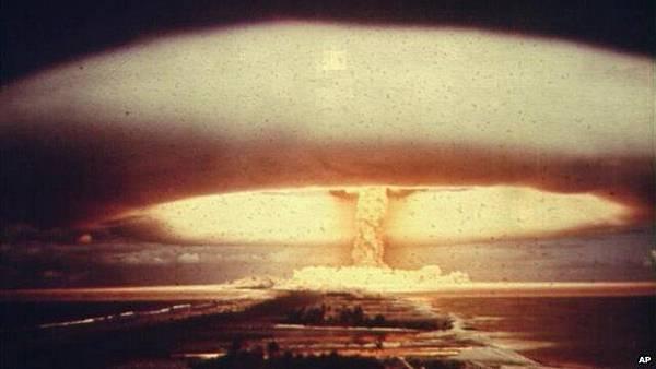 美國1961年險些發生氫彈事故毀掉北卡州