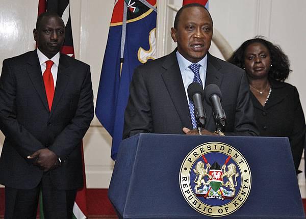 肯亞總統:恐怖攻擊至少72死 全國哀悼3天