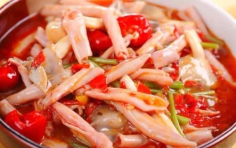 殘忍至極!中國十大禁菜令人毛骨悚然:脆鵝腸