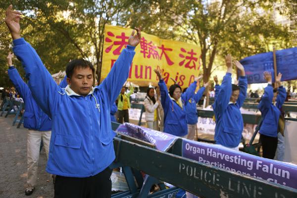 華人喊話習近平:不為老百姓著想 中共就倒