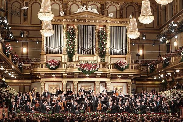 維也納金色大廳成中國人「鍍金」的大K歌房