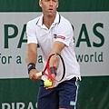 林德斯泰特(Robert Lindstedt)是瑞典職業網球名將,2010年溫布頓網球賽奪得大滿貫男雙亞軍。(圖/取自維基百科)