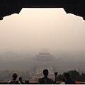 北京市環境保護監測中心預計,北京空氣質量仍會達到重度污染。(網絡截圖)