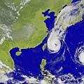 「菲特」來勢洶洶襲日中台 浙南海域將現9米狂濤