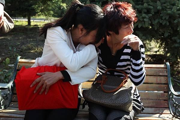 2013年9月25日,備受爭議的瀋陽小販夏俊峰在獄中4年,突然被執行死刑後,立即被當局火化,其妻子接到法院的通知稱,要其在26日9點去領取骨灰。(網絡圖片)