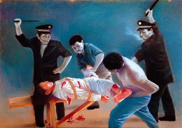 被投入馬三家男牢的女證人血淚控訴薄熙來驚天罪