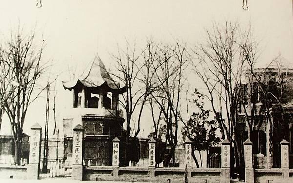 民國成立後石家莊人士在吳祿貞被刺的地方建祠紀念。(國父紀念館/國民黨文傳會)