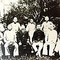 黃興在怡保籌募革命經費時與南洋同志合影(1910年1月)。(國父紀念館/國民黨文傳會)