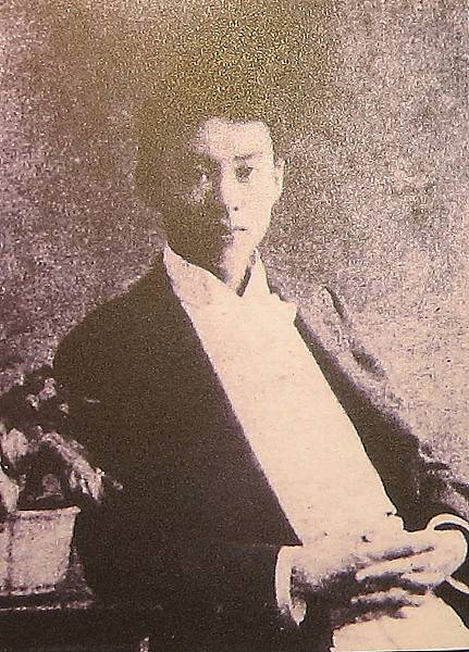 1897年8月下旬,陳少白奉國父孫中山先生之命,由日本到台灣來發展革命組織 。(鍾元翻攝/大紀元)