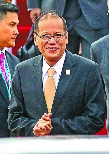 菲律賓總統阿奎諾三世。資料圖片