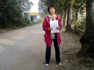 訪民告北京朝陽公安分局 開庭日遭被告鎮壓