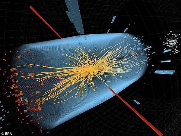 本屆諾獎揭宇宙起源奧秘:沒有上帝粒子就沒有生命