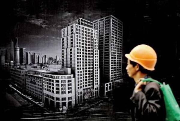 業內人士分析,中共的房地產調控已徹底失敗,地方政府是房地產市場的最大獲益者。(AFP/Getty Images)