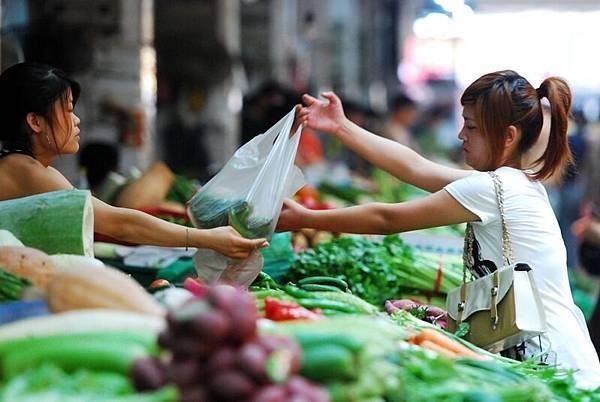 食品價格大漲 大陸通貨膨脹率創7個月新高