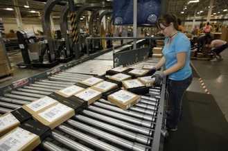 衛生紙也可網購 亞馬遜自供應商倉庫發貨