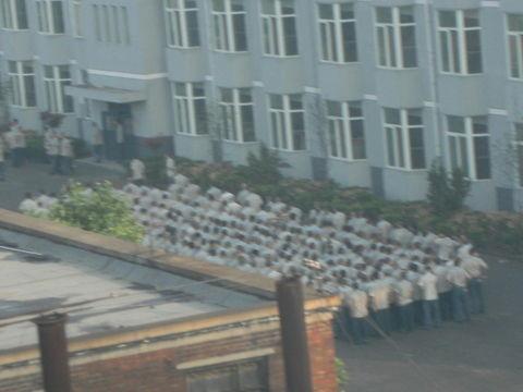 中共國家性支持至少320個勞教所,強迫囚犯勞動,從中牟利。(網絡圖片)
