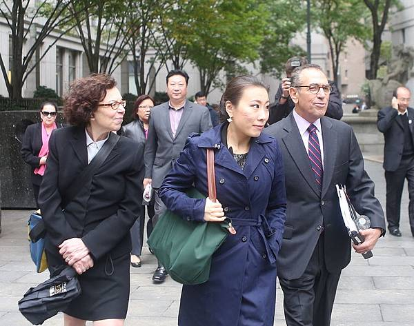 紐約華人:美國應限制紐約市主計長劉醇逸出境