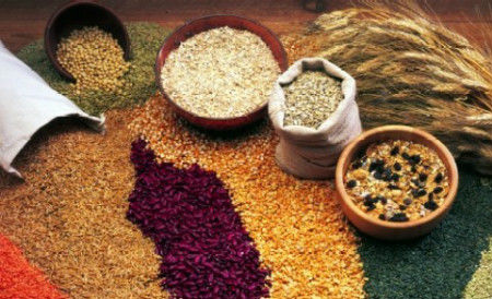 預防糖尿病宜多吃全麥全穀食品,太過精製與添加化學劑的食品不要碰。(網絡圖片)