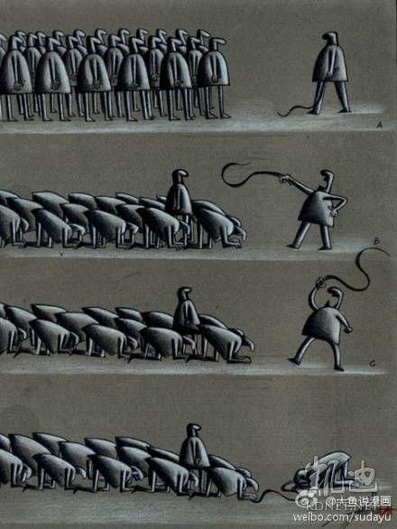 一張圖片瘋傳:讓中共倒台只需要一個人