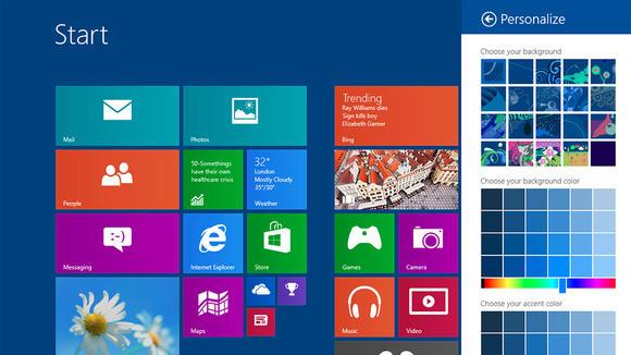 Windows 8.1的12個變化:開始按鈕回歸