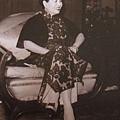 圓山大飯店創辦人蔣夫人宋美齡女士。(攝影:鍾元翻攝 / 大紀元)