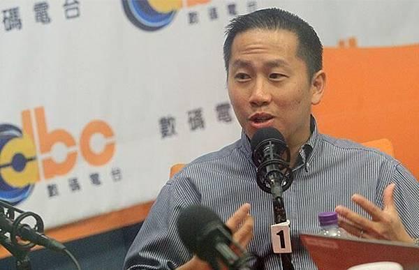 港視職工會主席楊志豪昨日接受DBC電台訪問時指,工會將重新部署下一部行動。李忠浩攝