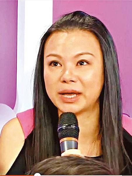 朱婉儀在無綫當藝員12年僅獲派演閒角。