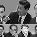 中共國資委發佈信息稱,國企改革方案將在三中全會出臺。中石油可能成為首先開刀的對象,習、李、王目標是其背後的大老虎。(合成圖片)