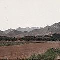 1913年6月1日,北京明陵。(Albert Kahn 博物館)