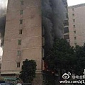 10月28日和11月6日,北京和山西剛剛發生爆炸事件,11月9日,中共十八屆三中全會開幕日,江蘇省和  安徽省又發生2起爆炸。4人被炸飛,至少2人死亡。(網絡圖片)
