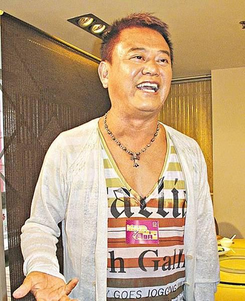 陳百祥惹火言論遭狠批。資料圖片