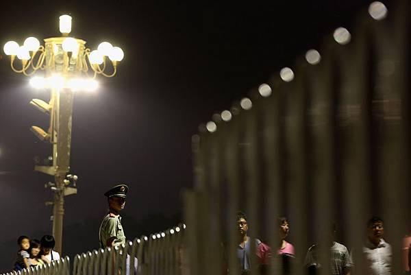 事實上,成立國安會的設想早在前黨魁江澤民時期就已開始醞釀,但是江澤民那時想要針對的就是法輪功。(圖片來源:Getty images)