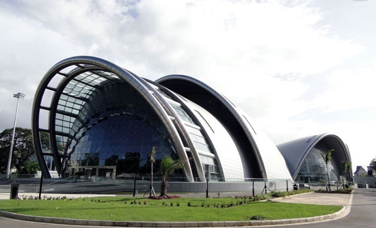 特立尼達和多巴哥國家表演藝術中心(網絡圖片)