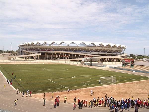 坦桑尼亞國家體育場(網絡圖片)